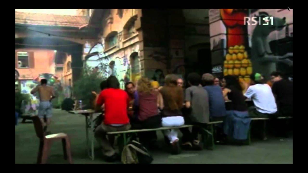 CSOA il Molino a CultTV - un documentario di Danilo Catti