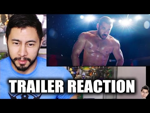 SULTAN OFFICIAL TRAILER REACTION by Jaby Koay!