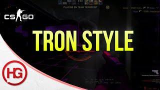 Tron Style (CS:GO Gun Game #5)