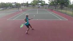 Melrose City Tennis Open Tournament Semi-Final Highlights (UTR 10)