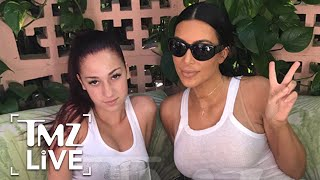 Kim Kardashian Makes Peace With Danielle Bregoli | TMZ Live