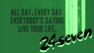 24/Seven - Big Time Rush {Lyrics}.