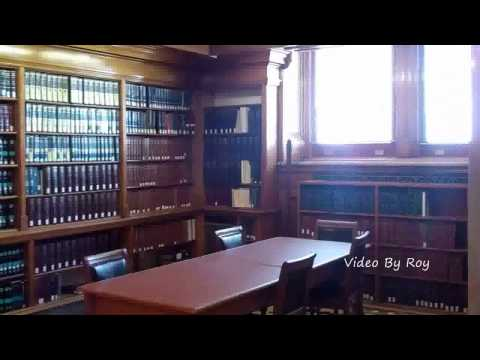 Law Library in Iowa State Capitol Building