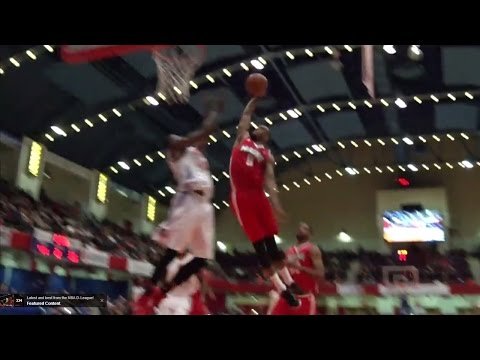 Nets rookie Markel Brown slams home the posterizing dunk!