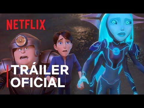 Trollhunters: El despertar de los titanes   Guillermo del Toro   Tráiler oficial   Netflix