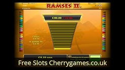 Ramses II Slot - Play Fullscreen free Casino Games at online Novomatic