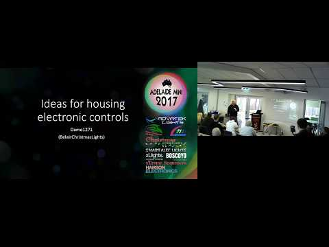 Adelaide Mini 2017   Ideas for Housing Electronic Controls