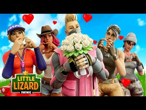 HOW TO GET A DATE ON VALENTINES DAY IN FORTNITE!!! - Fortnite Short Film Mp3