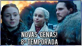 Novas Cenas Oficiais da 8ª Temporada de Game Of Thrones!