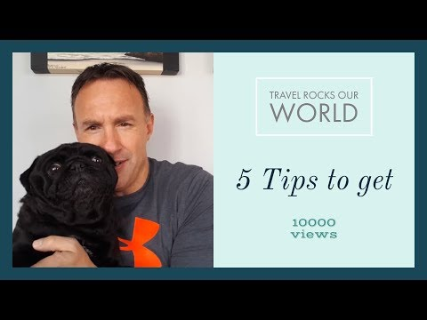 5 Tips to get 10000 views