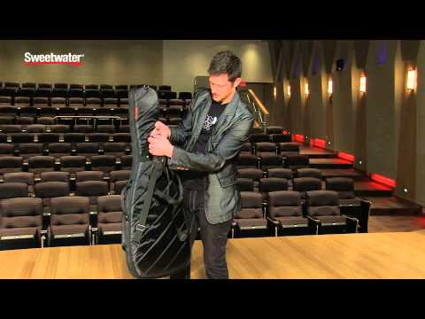 MONO Guitar Sleeve Guitar Gig Bag Demo by Sweetwater Sound