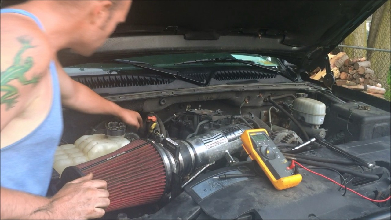GM Chevrolet OBDII Code U0107 - YouTube