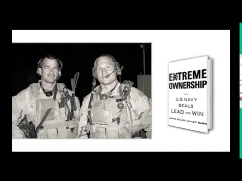EXTREME OWNERSHIP with Jocko Willink and Andrew Paul