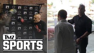 Tito Ortiz Roasts Chuck Liddell After Mitts Sesh, 'Sh*t Looks Like Junk'   TMZ Sports