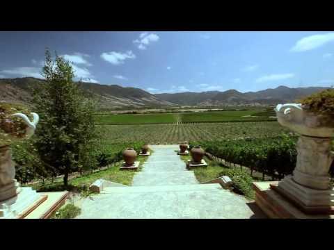 Vidéo Sur La Route Des Vins (Chili) (montage 10')