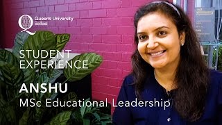 Msc Educational Leadership Anshu