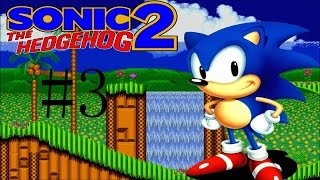 Sonic 2, Ep. 3: Chemical Sonic Spin Dash
