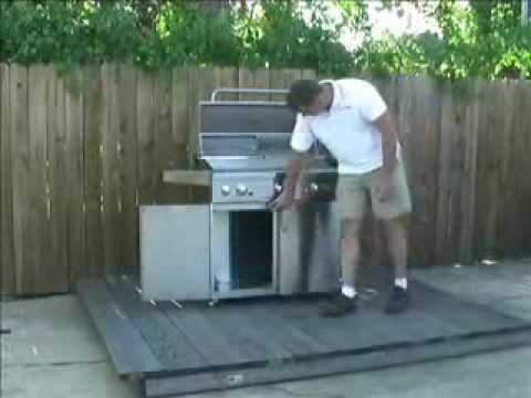 AOG Gas Grill Component Overview Video