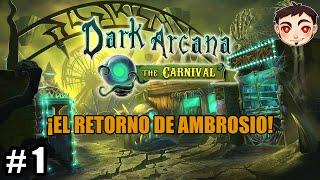 Dark Arcana Ep. 1 - ¡EL RETORNO DE AMBROSIO!