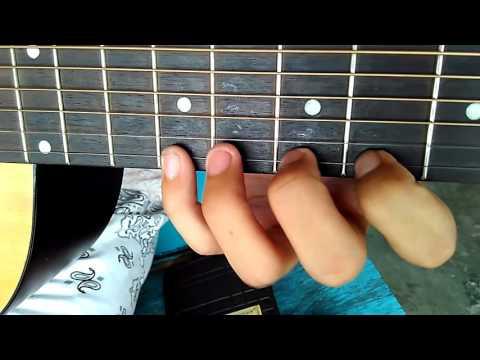 Belajar melodi Canon Rock- MUDAH