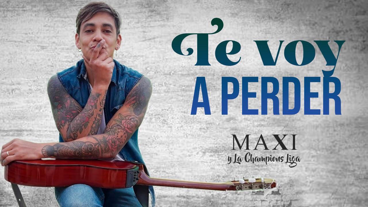 Maximo y La Champions Liga - Te voy a perder │ VERSION CUMBIA