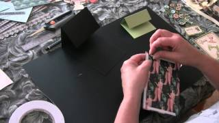 How To Make A Double Easel Card