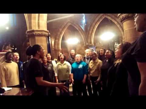 Total Praise - Birmingham Community Gospel Choir Rehearsal
