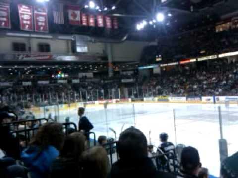 Hockey silvertips