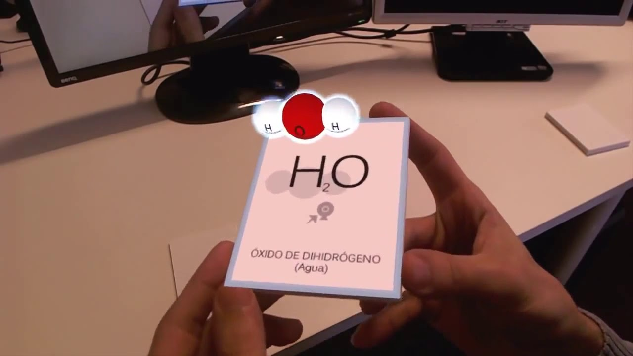AR Chemistry Augmented Reality Education Arloon