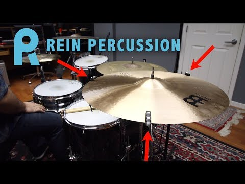 Cymbal Reins - Demo/Review