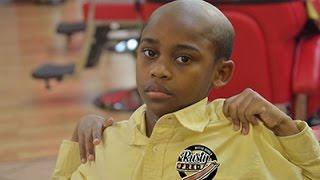'George Jefferson' Haircut a Hit