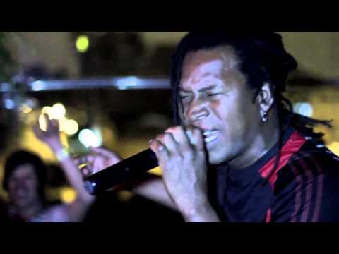 CHARLES KING EL CHOCHO en Afroglam + Lanzamiento CHAMPETA FEVER 2013