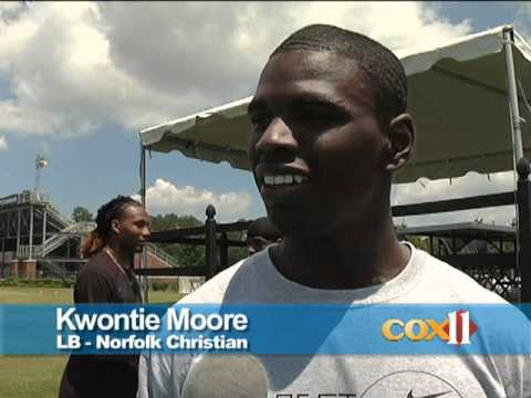 Best of the 757 2011 Football Combine