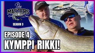 PikeMasters 2021 with Ruoto - Episode 4 | 10 kg PIKE | Sub🇬🇧🇩🇪
