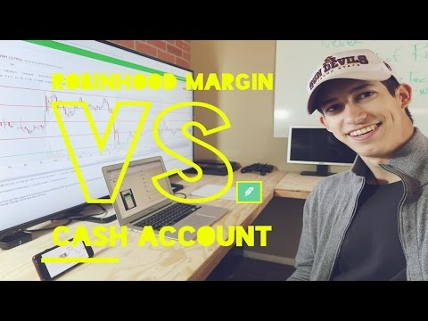 What Is Robinhood Cash Vs. Margin Account | FAQ Trading Penny Stocks
