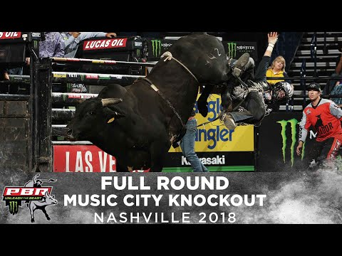 FULL ROUND: Nashville Music City KO Round 1 | 2018