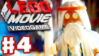 The LEGO Movie Videogame - Gameplay Walkthrough Part 4 - Vitruvius (PC, Xbox One, PS4)
