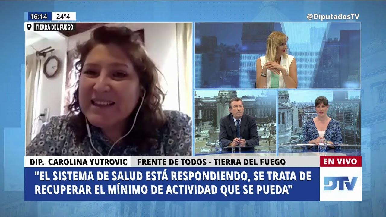 DTV - El Periodismo en el Congreso con Karin Cohen - Programa 06/01/2021