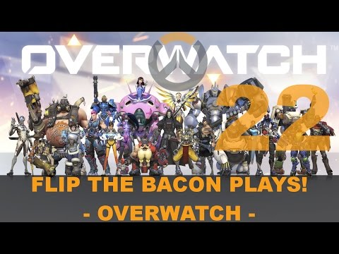 FLIP THE BACON PLAYS - OVERWATCH - PART 33! FLIGHT OF THE ROADHOGS! from YouTube · Duration:  14 minutes 37 seconds