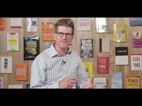 Eric Barker on the power of knowing your story