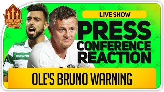 Solskjaer Bruno Fernandes Transfer Update! Manchester United vs Wolves News