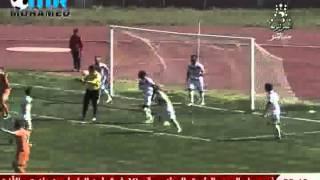 مـلخص مباراة مولودية سعيدة 0-0 أولمبي المدية