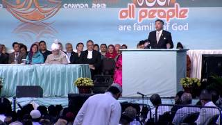 Minister of immigration Ontario - Charles Sousa