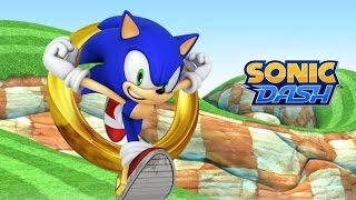 Sonic Dash Gameplay Android