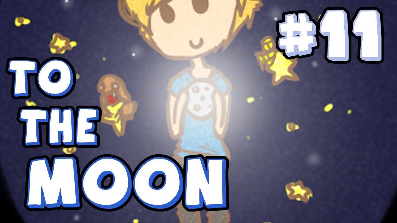 IT'S SO SAD ;_; - To The Moon - Part 11 - YouTube  IT'S SO SAD...
