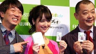 お笑いコンビ「TKO」の木本武宏さんが1月15日、東京都内で行われた富士...