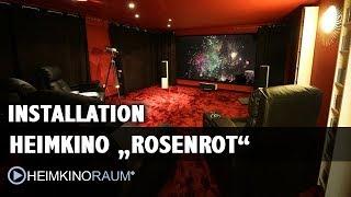 Heimkino Rosenrot