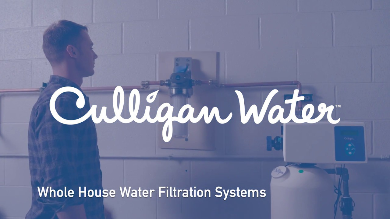 culligan whole house water filter. Culligan Whole House Water Filter