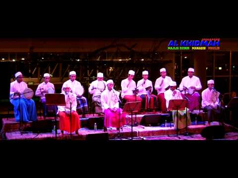 AL KHIDMAH@ESPLANADE - A Tapestry of Sacred Music 2013 - 19APR2013 8:15pm SHOW1PT4