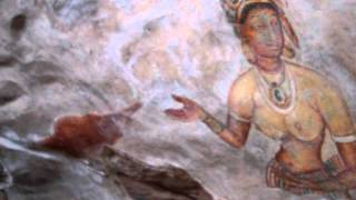 Sigiriya Mountain Frescoes, Sri-Lanka/Фрески Сигирии, Шри-Ланка(Sigiriya Mountain Frescoes, Sri-Lanka/Фрески Сигирии, Шри-Ланка Music: http://www.bensound.com., 2015-11-28T15:46:56.000Z)